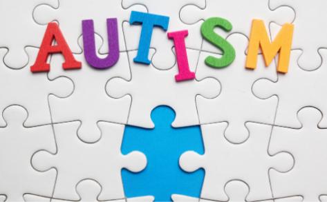 Kinderen met autisme in de scheiding